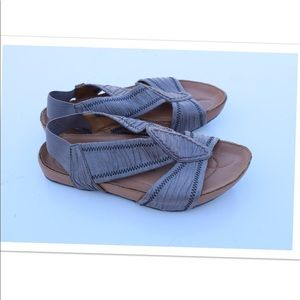 Kalso earth shoe sandals, used for sale